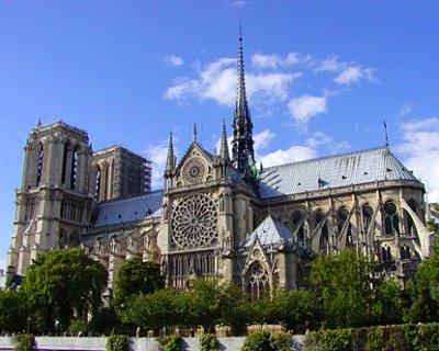 Katedrala - slika svijeta
