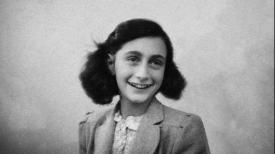 Ljudska veličina....Anne Frank...