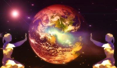 VAPAJ DUŠE PLANETE ZEMLJE URODIO JE PLODOM