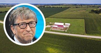 Bill Gates je postao najveći vlasnik obradive zemlje u Americi. Zašto?