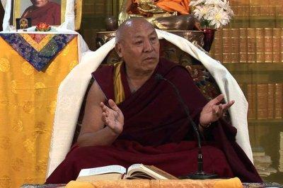 Razgovor s voditeljem Dalaj-Lamine knjižnice Gesheom Lhakdorom