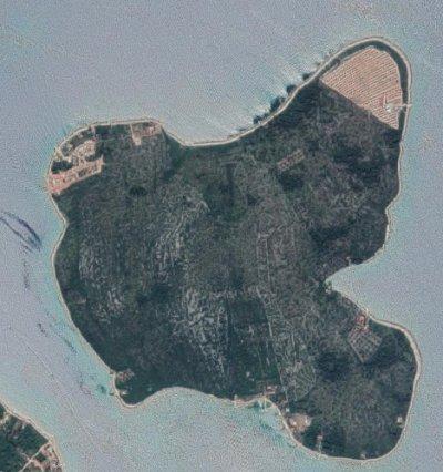 Otok Žižanj ili ... golub