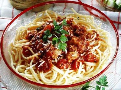 Prijedlozi za jesenji meni - Špageti s tunjevinom
