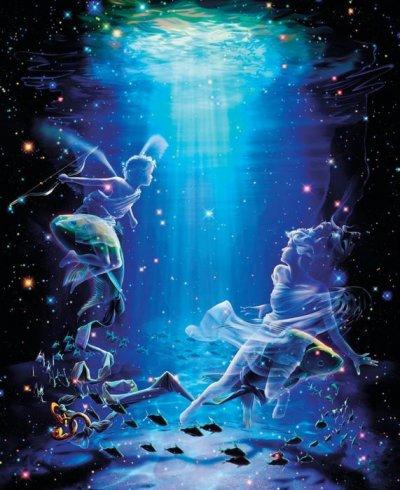 Ribe - mitologija