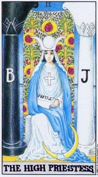Tarot - Visoka svećenica