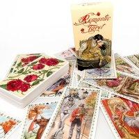 Romantični Tarot by (author) Emanuela Signorini, Lo Scarabeo Tarot