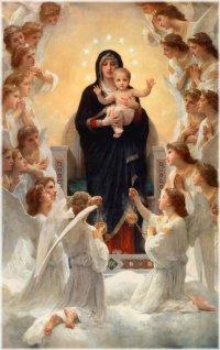 Svetac dana – Gospa od anđela